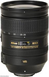 Объектив Nikon 28-300mm f/3.5-5.6 VR