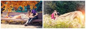 _романтическая фотосессия