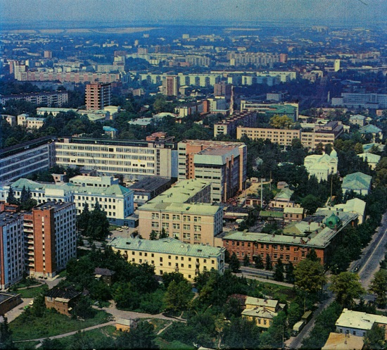 Жителям Пензы представилась возможность посетить выставку фото дореволюционной России.