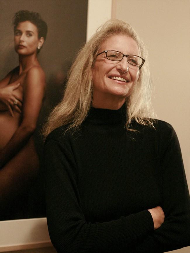 Лондон посетит передвижная выставка Энни Лейбовиц уже в январе следующего года.