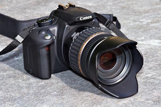 Зеркальная камера. Необходимый функционал для составления конкуренции на рынке.