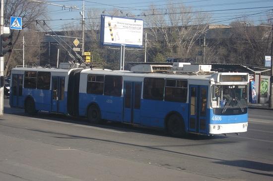 В Волгограде пройдет фотовыставка посвященная самому первому троллейбусу.