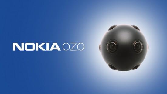 Новая видеокамера вириальной реальности от производителей Nokia – OZO