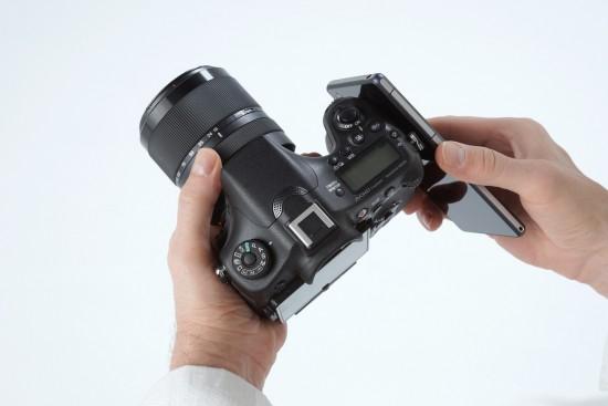Как действует на снимок «камера по модулю».