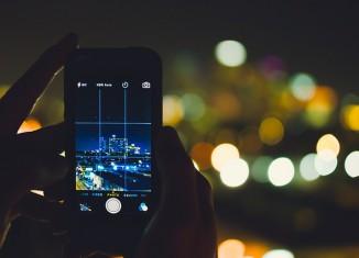 Камера смартфонов Lumia.